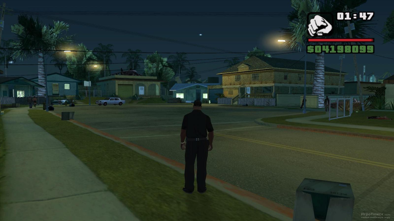 Скриншот к игре Grand Theft Auto: San Andreas