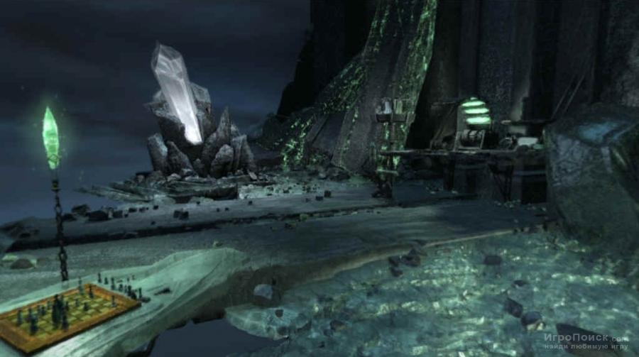 Скриншот к игре Myst 4: Revelation