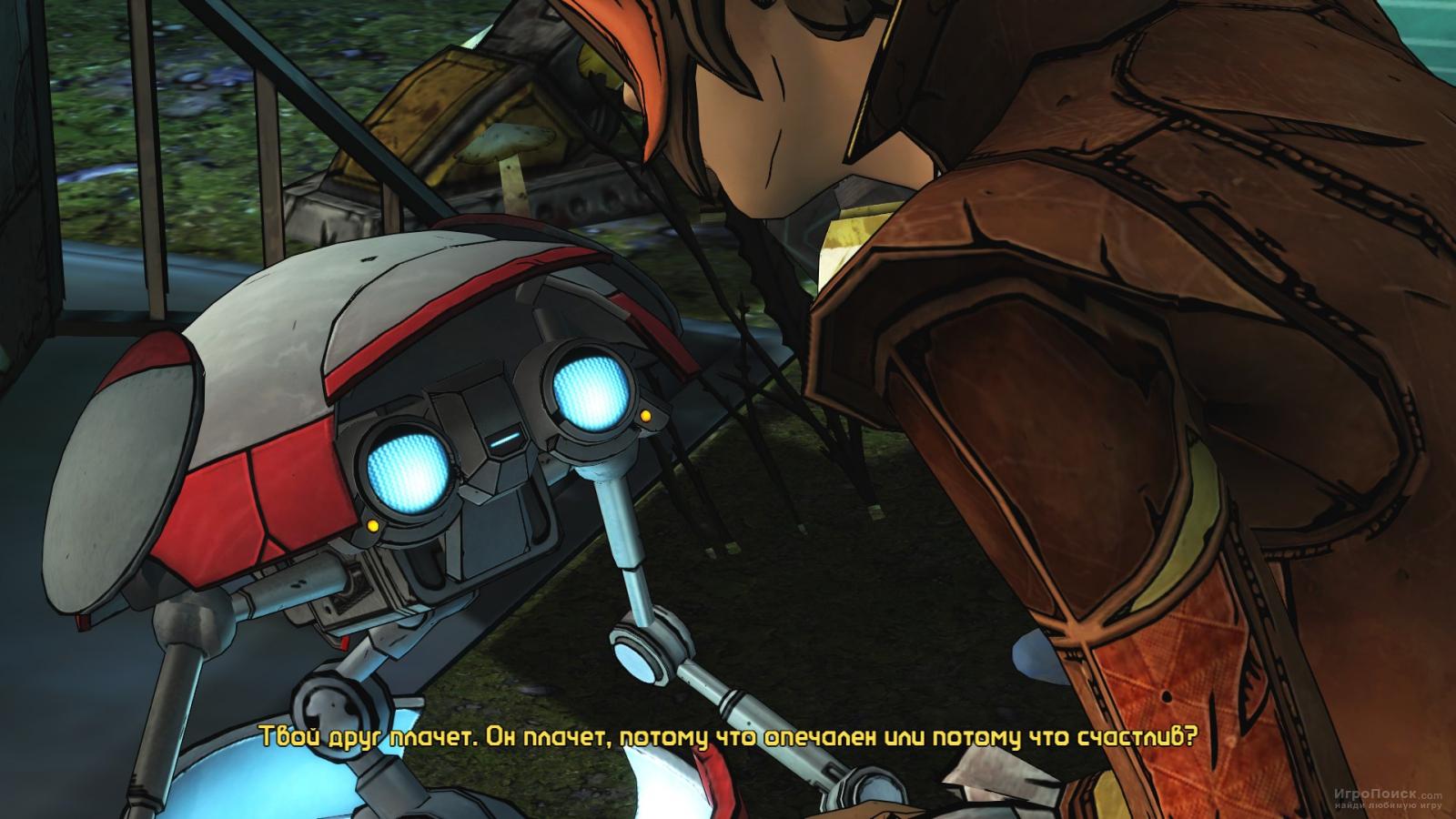 Скриншот к игре Tales from the Borderlands Full Season