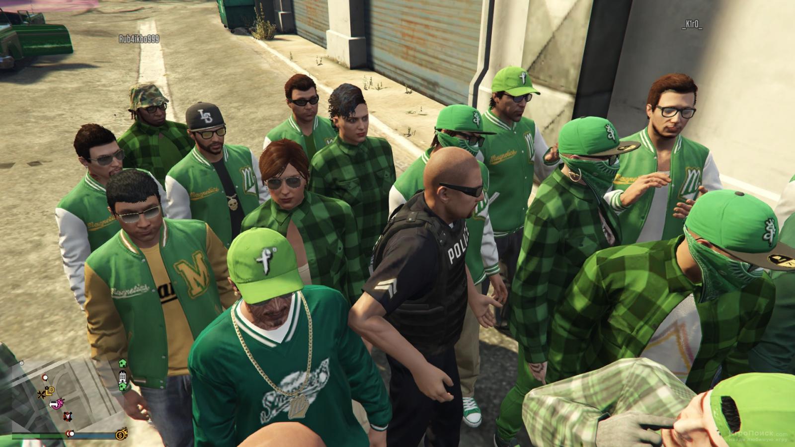 Скриншот к игре Grand Theft Auto V