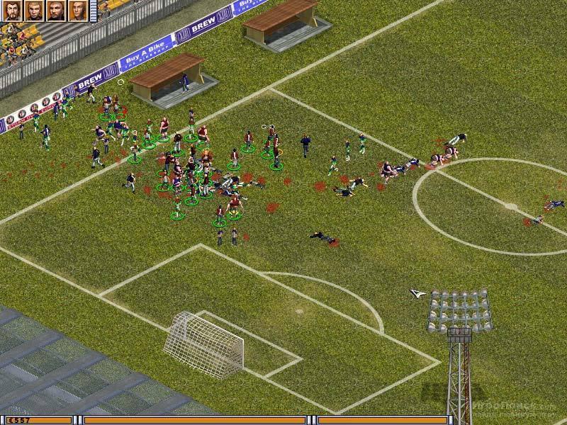Скриншот к игре Hooligans: Storm over Europe