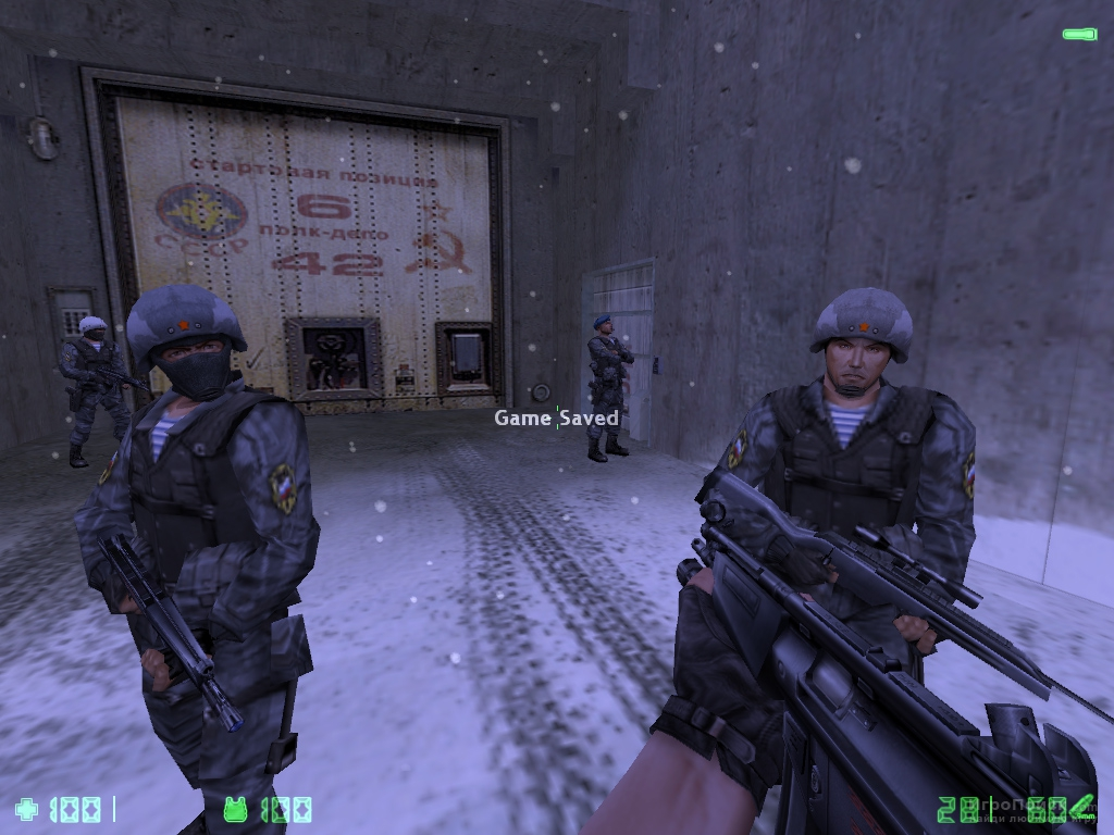 Скриншот к игре Condition Zero: Deleted Scenes