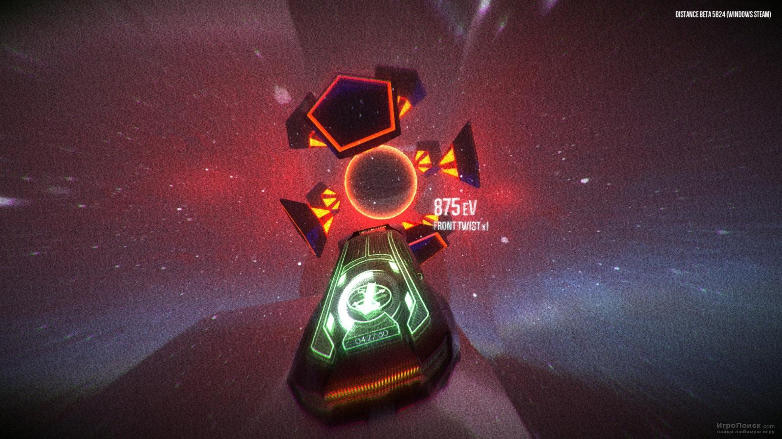 Скриншот к игре Distance