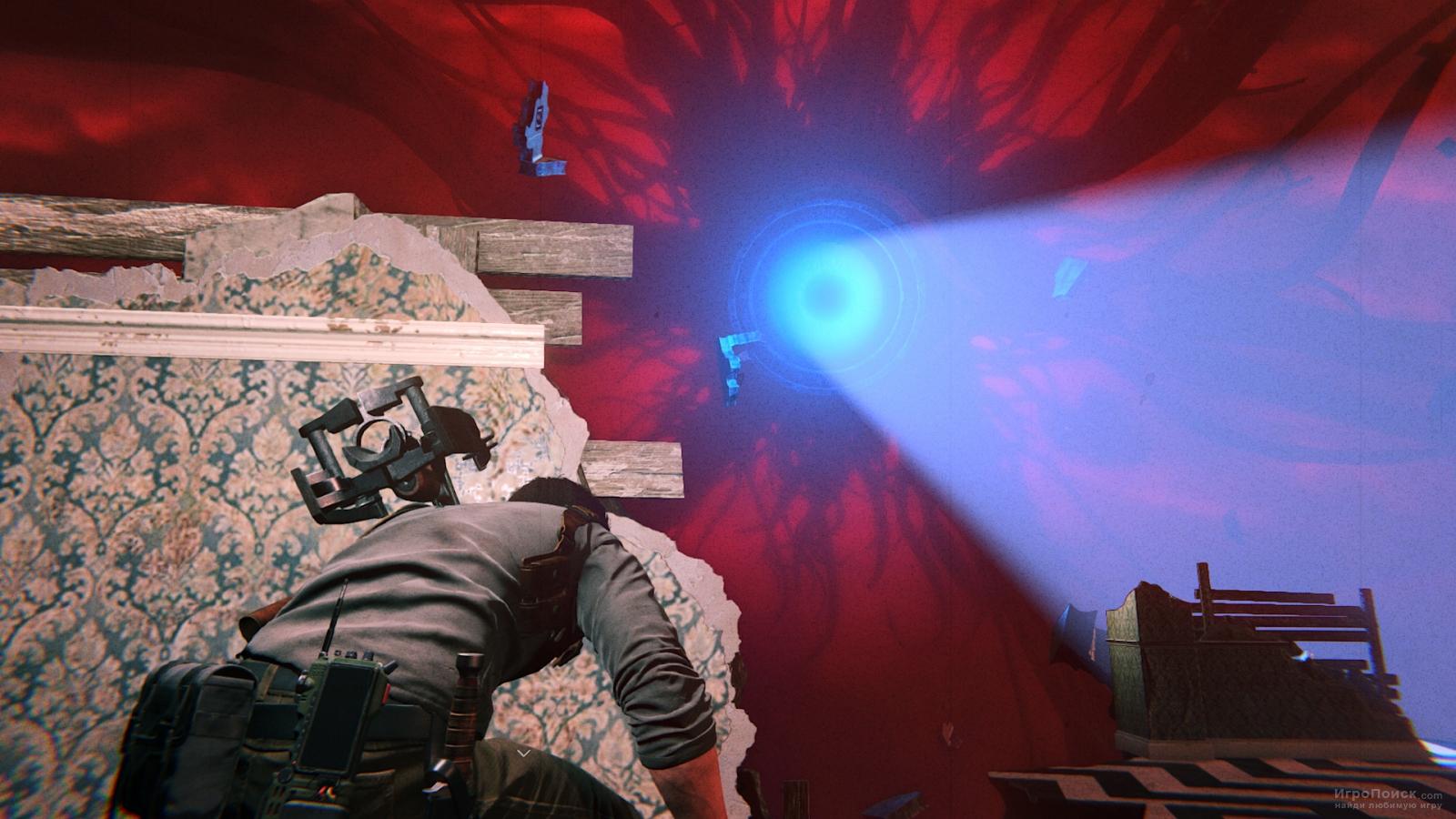 Скриншот к игре The Evil Within 2