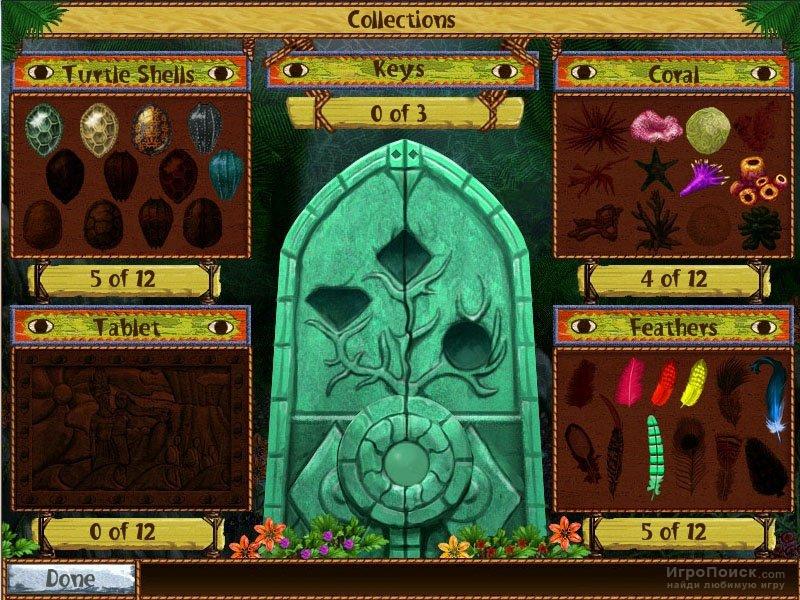 Скриншот к игре Virtual Villagers 3: The Secret City