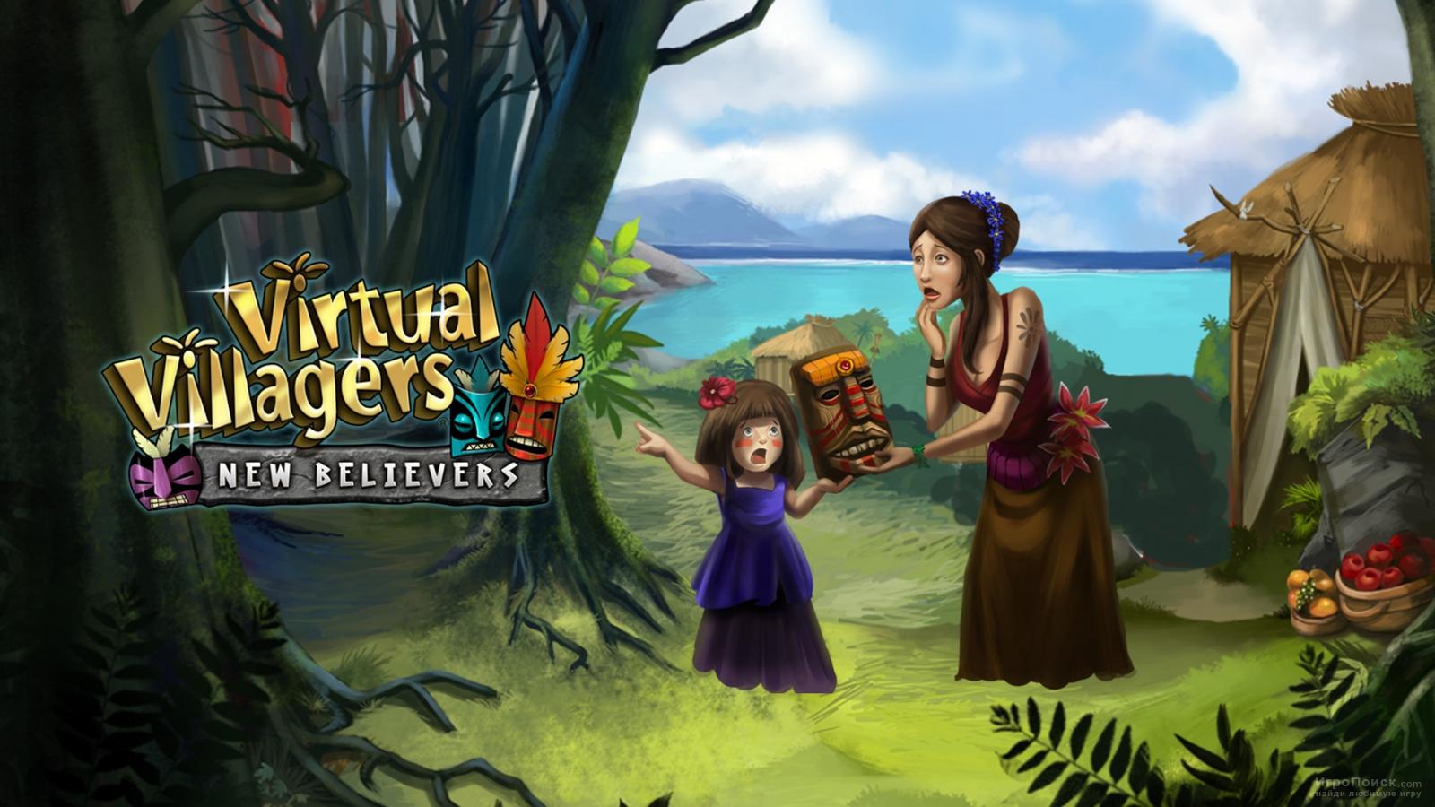 Скриншот к игре Virtual Villagers 5: New Believers