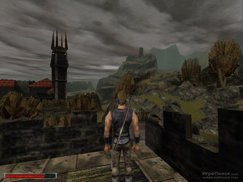 Скриншот к игре Gothic