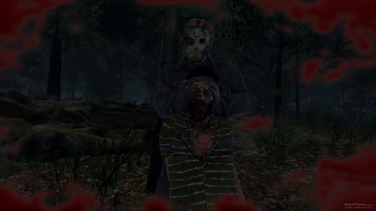 Скриншот к игре Friday the 13th: The Game