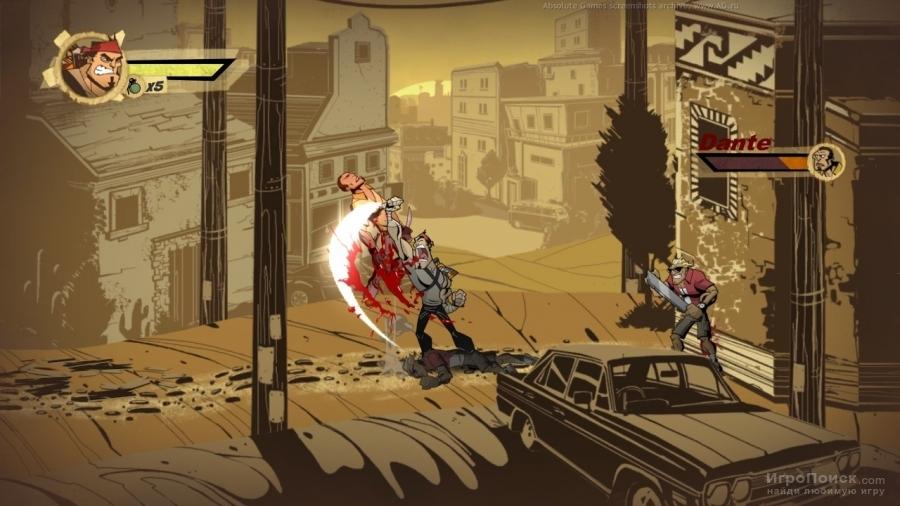 Скриншот к игре Shank