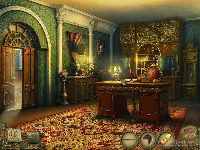 Скриншот к игре Dark Tales: Edgar Allan Poe's Murders in the Rue Morgue