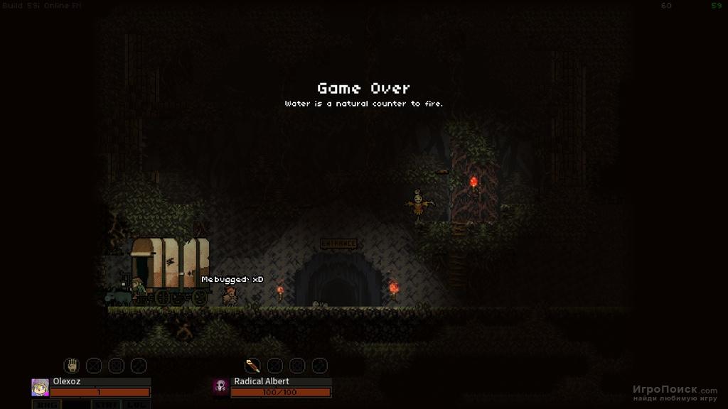 Скриншот к игре Vagante