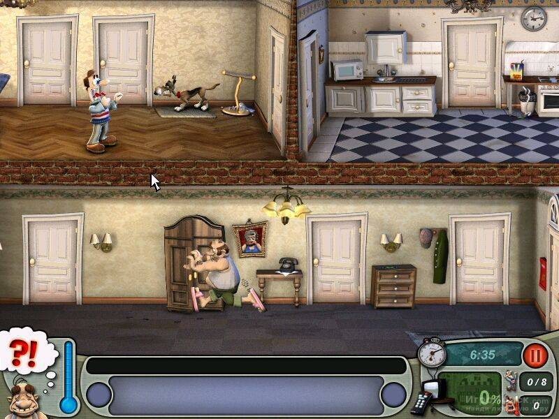 Скриншот к игре Neighbours From Hell
