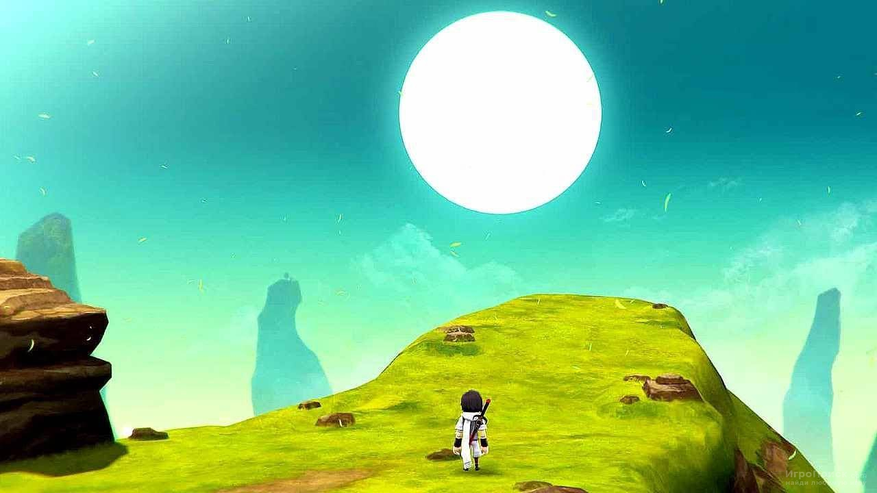 Скриншот к игре Lost Sphear