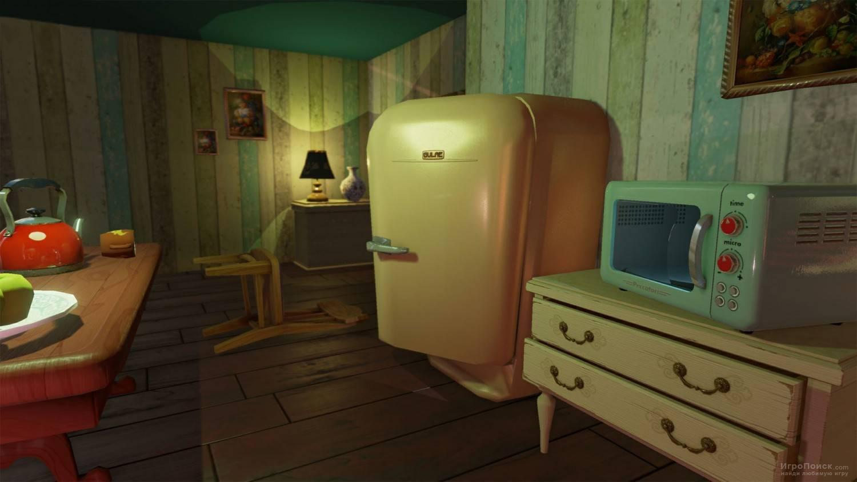 Скриншот к игре Hello Neighbor