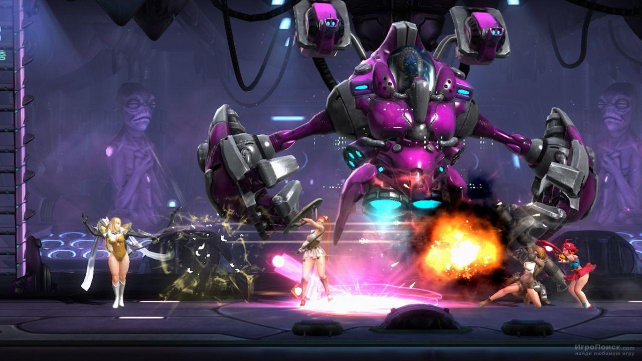 Скриншот к игре Hyper Universe