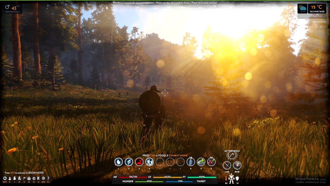 Скриншот к игре Novus Inceptio