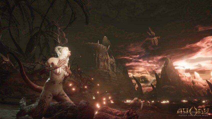 Скриншот к игре Agony