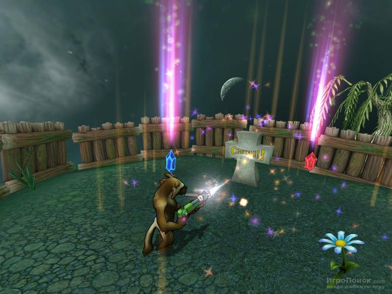 Скриншот к игре Creature Conflict: The Clan Wars