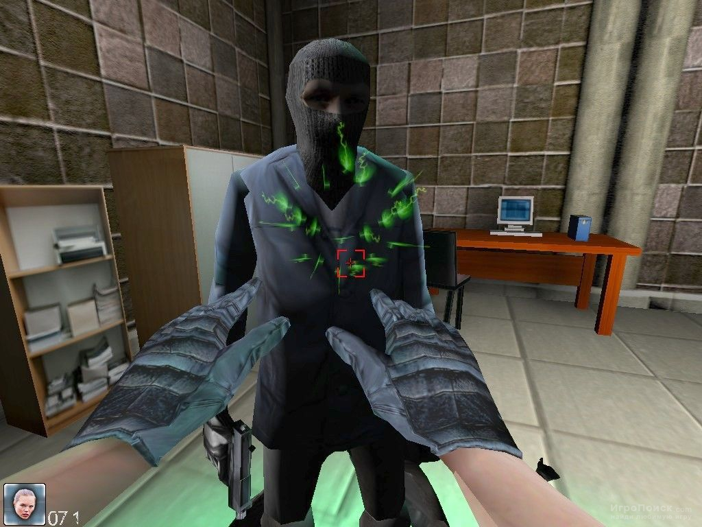 Скриншот к игре Nina: Agent Chronicles