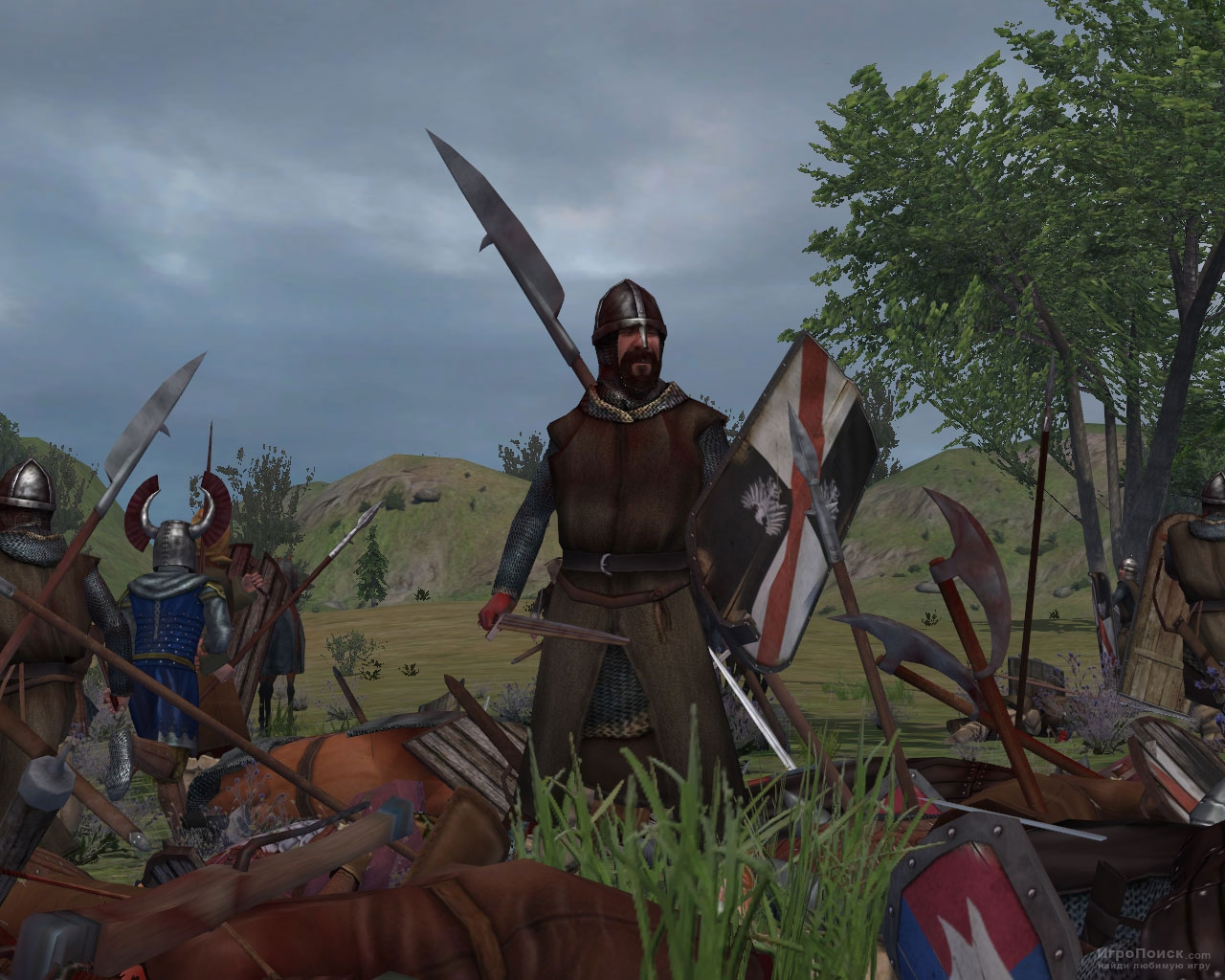 Скриншот к игре Mount and Blade
