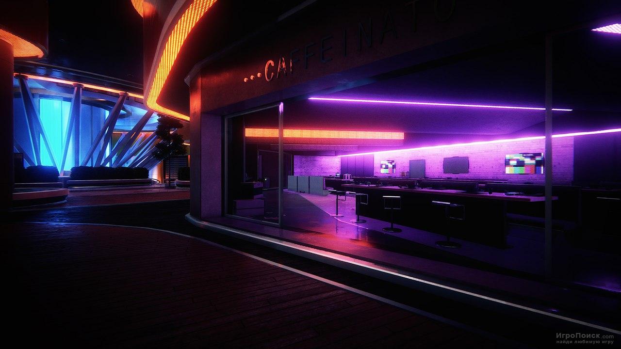 Скриншот к игре P.A.M.E.L.A.