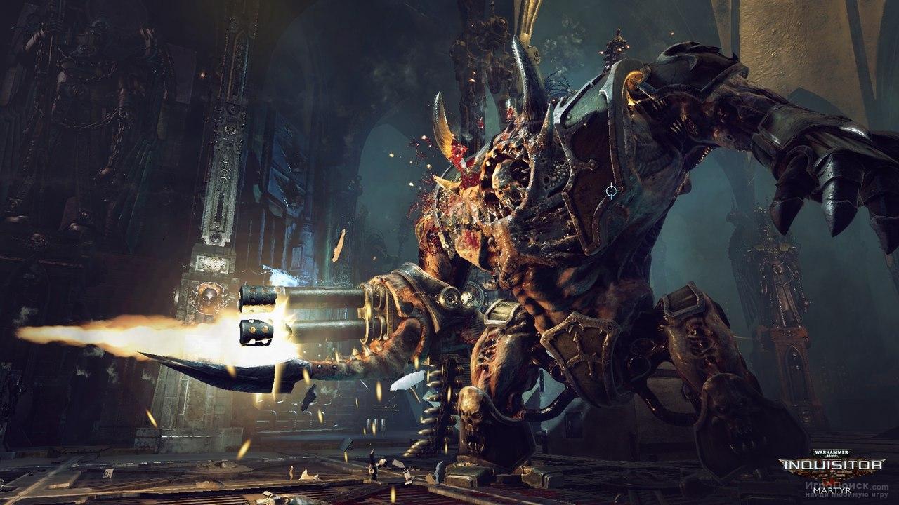Скриншот к игре Warhammer 40,000: Inquisitor - Martyr