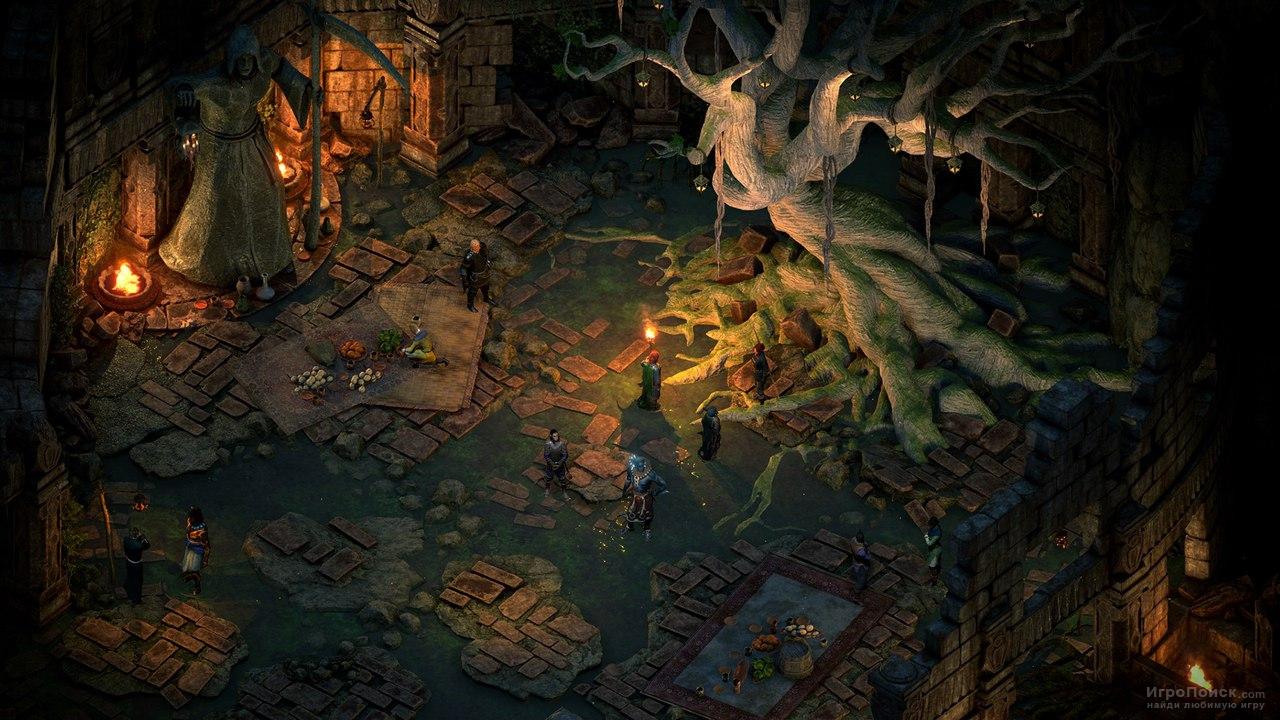 Скриншот к игре Pillars of Eternity II: Deadfire
