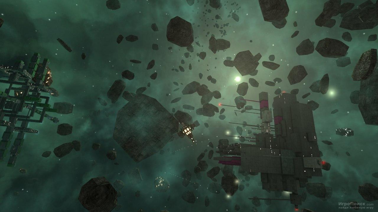 Скриншот к игре Avorion