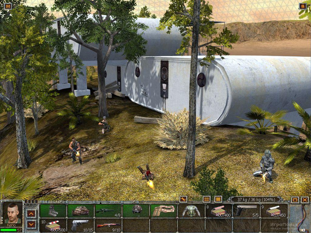 Скриншот к игре The Fall: Last Days of Gaia