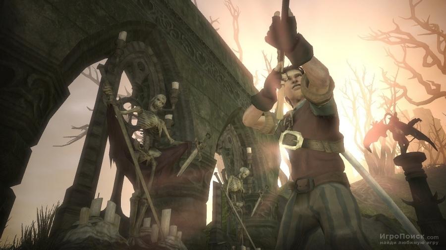 Скриншот к игре Fable II