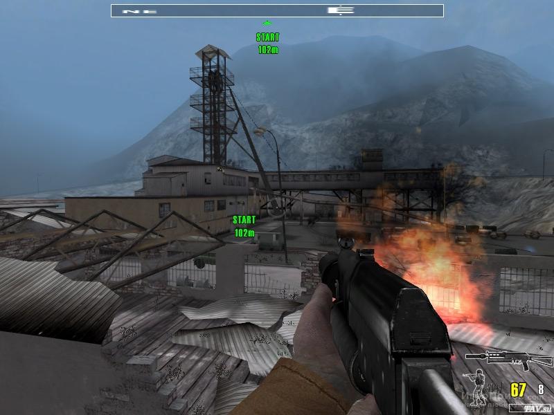 Скриншот к игре Specnaz 2