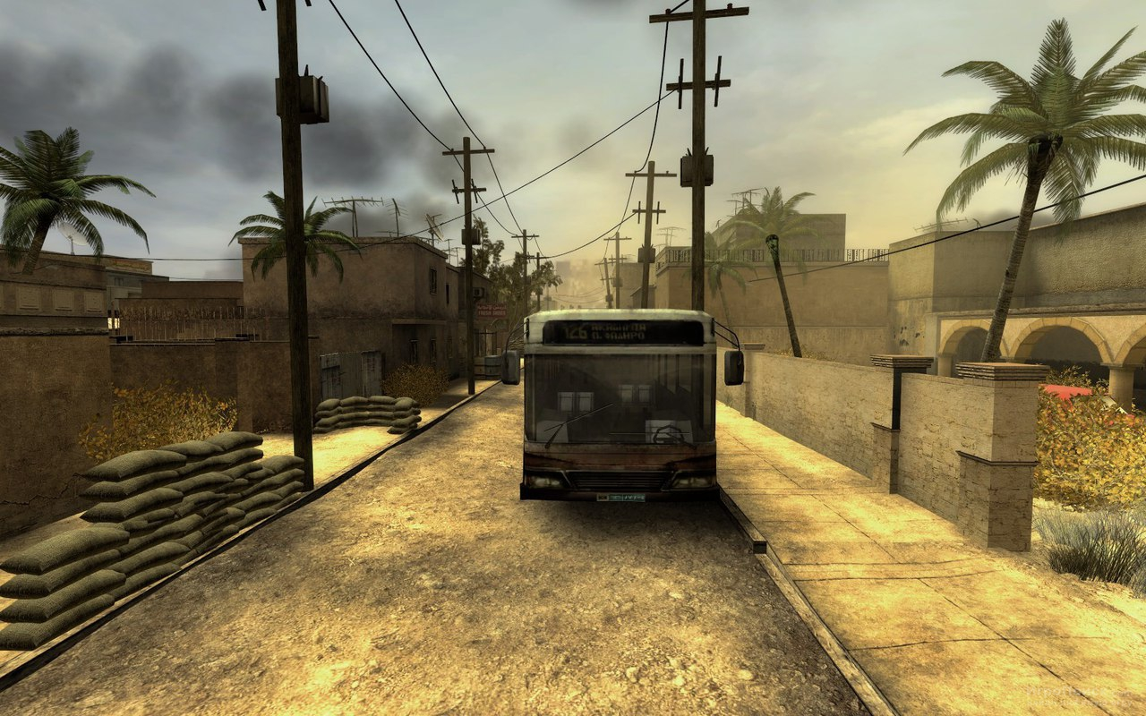 Скриншот к игре Insurgency: Modern Infantry Combat