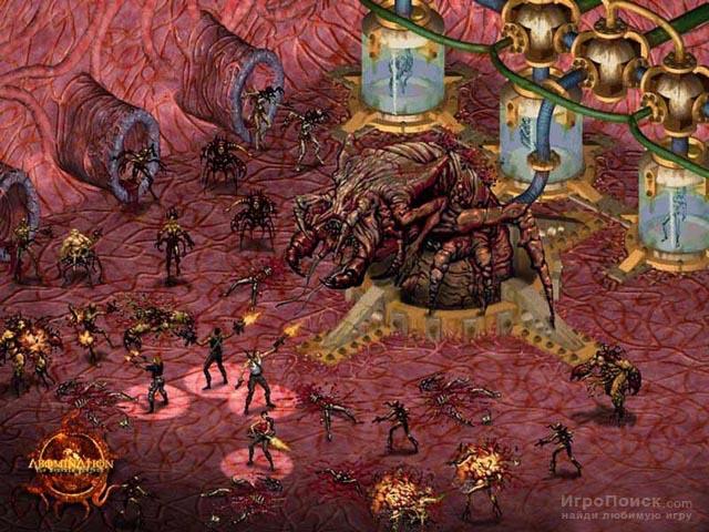 Скриншот к игре Abomination: The Nemesis Project