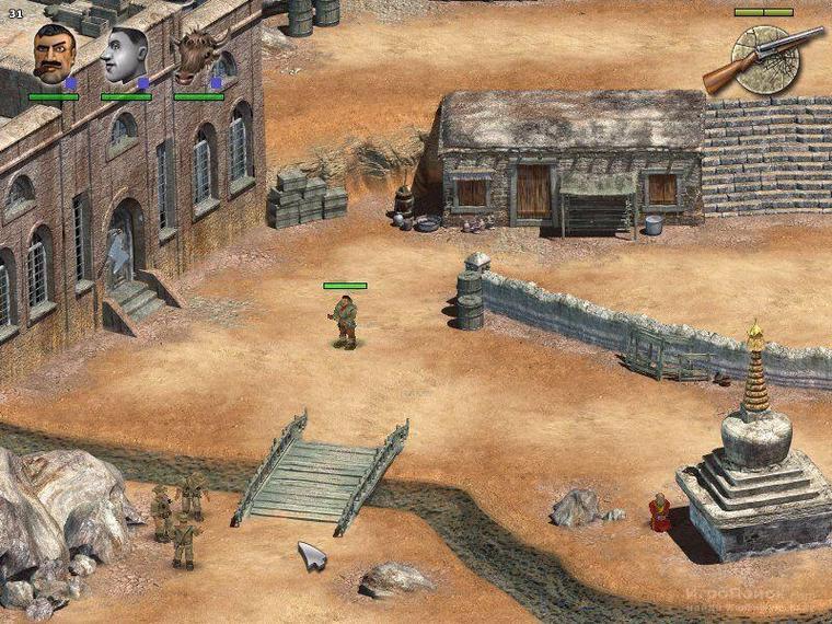 Скриншот к игре Grom