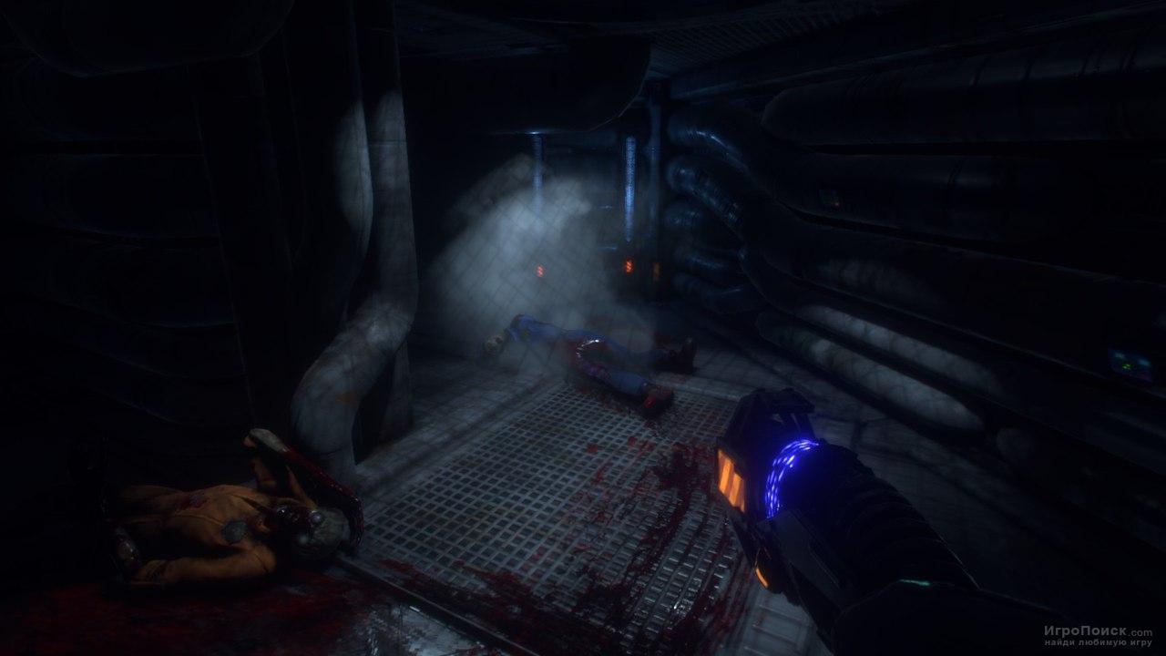 Скриншот к игре System Shock 2020