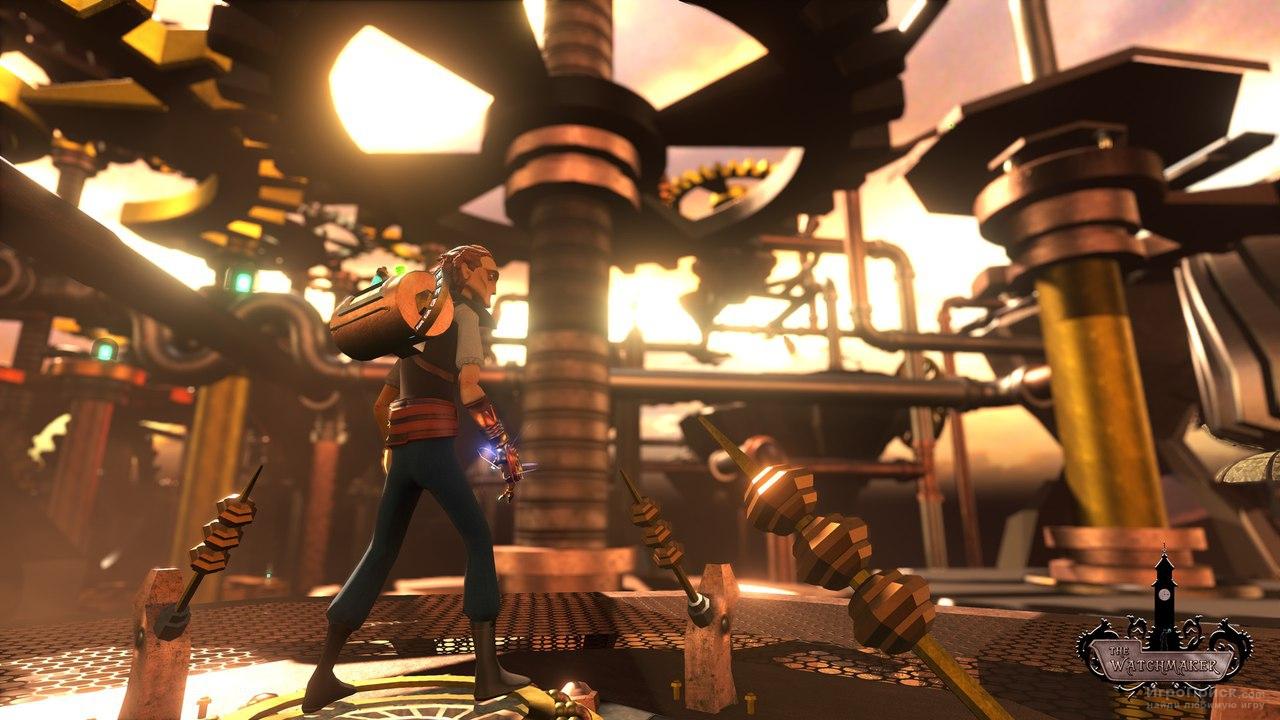 Скриншот к игре The Watchmaker