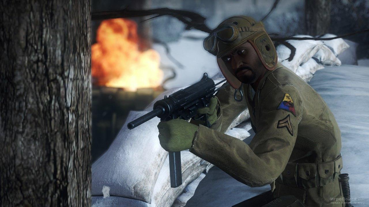 Скриншот к игре Day of Infamy