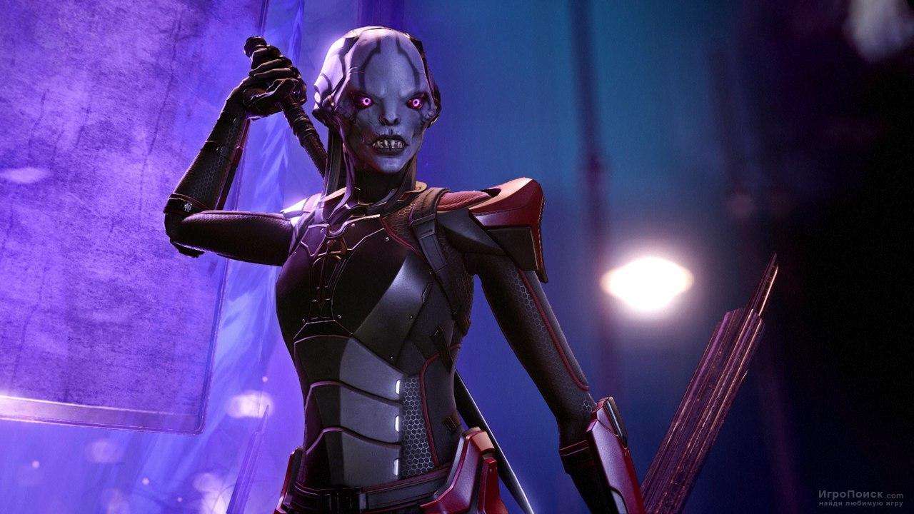 Скриншот к игре XCOM 2: War of the Chosen