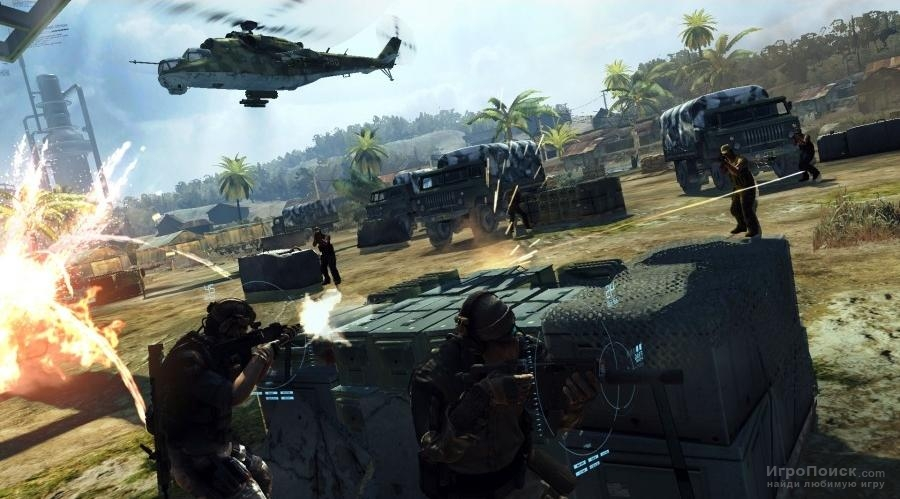 Скриншот к игре Tom Clancy's Ghost Recon: Future Soldier