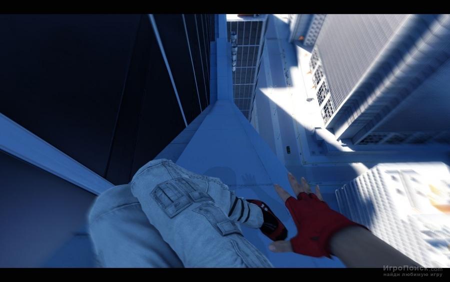 Скриншот к игре Mirror's Edge