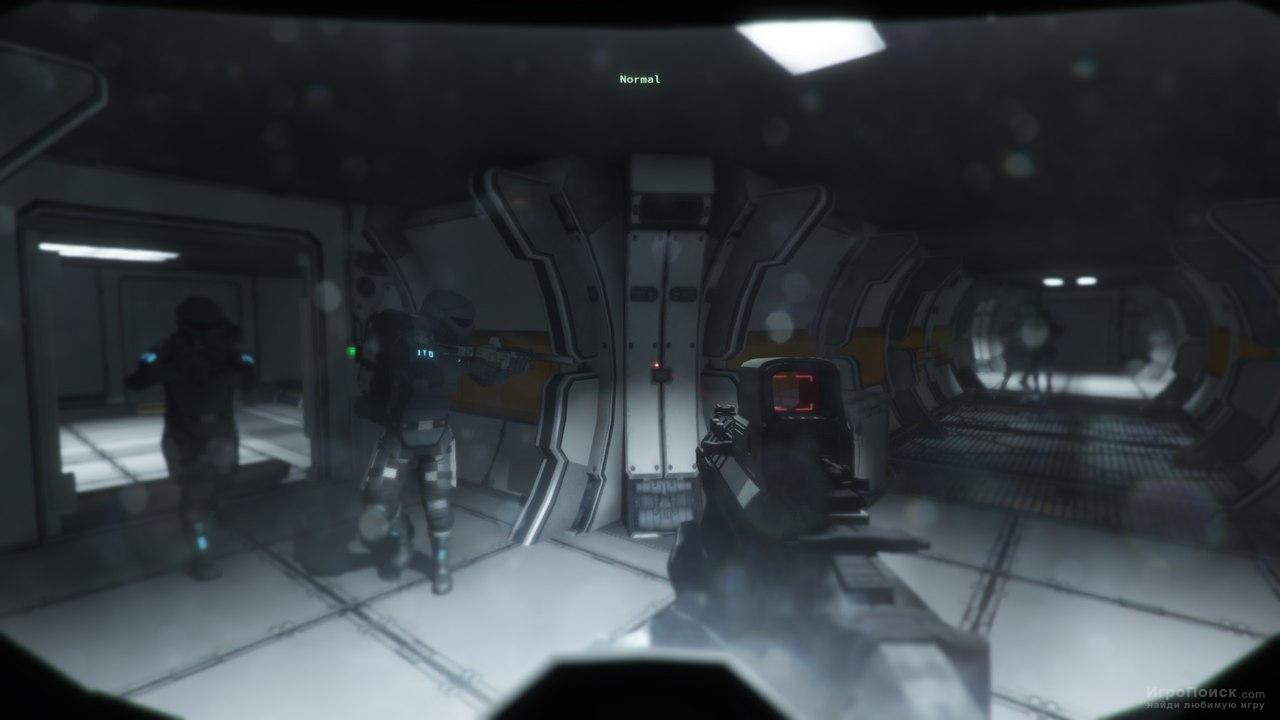 Скриншот к игре Interstellar Marines