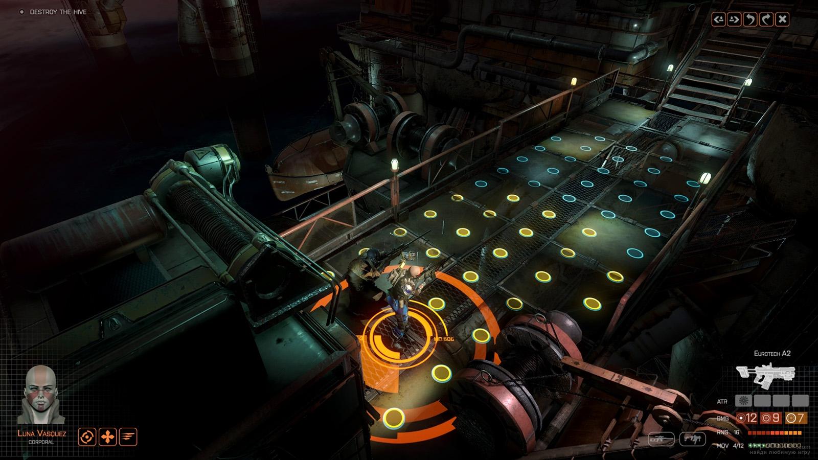 Скриншот к игре Phoenix Point