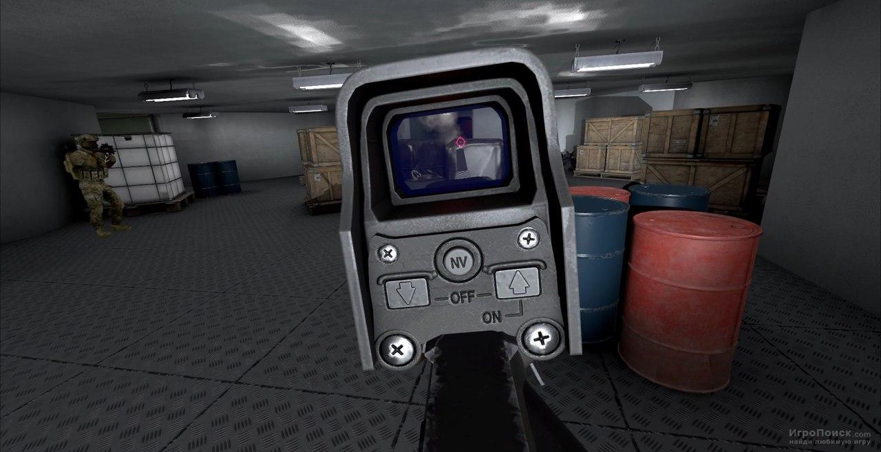 Скриншот к игре Onward