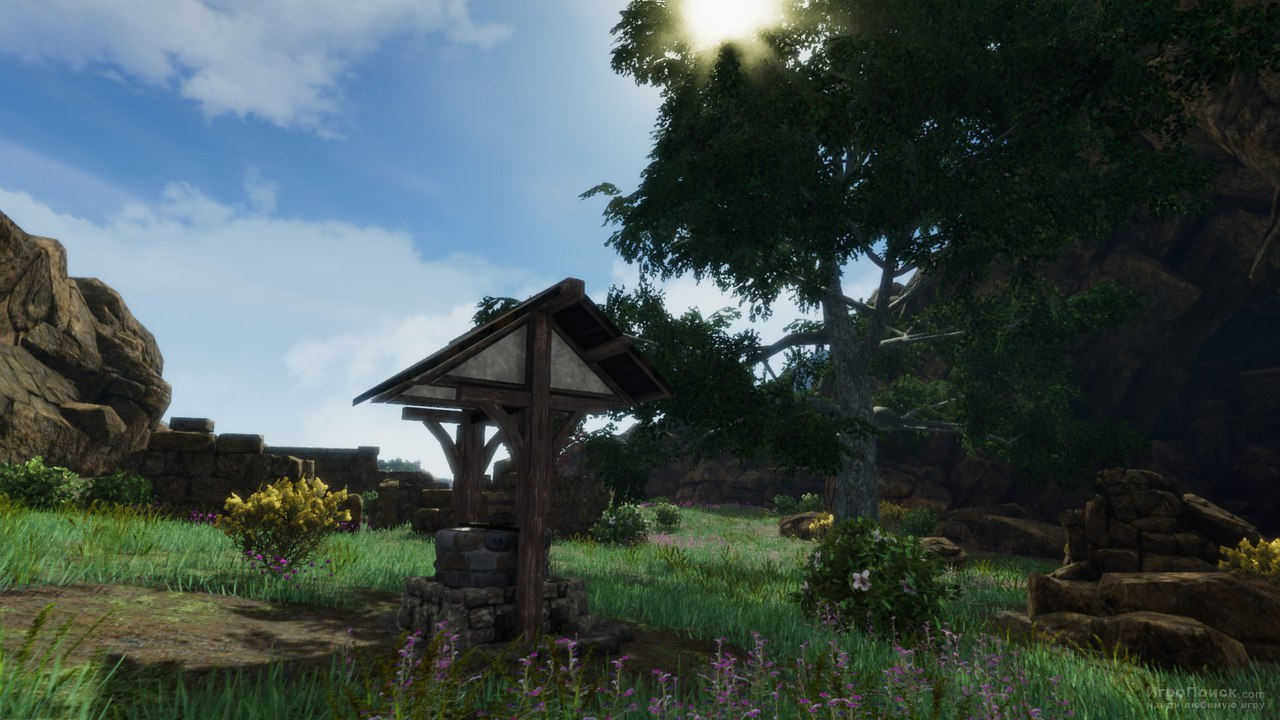 Скриншот к игре Wellspring: Altar of Roots