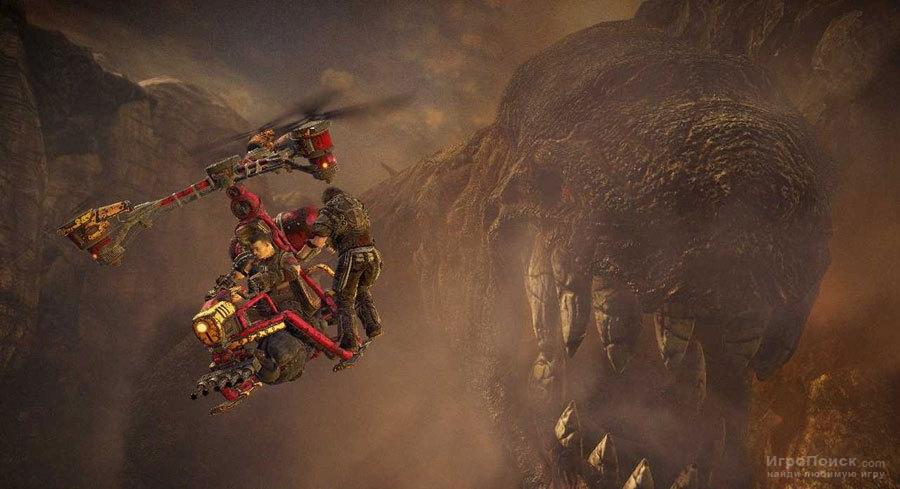 Скриншот к игре Bulletstorm