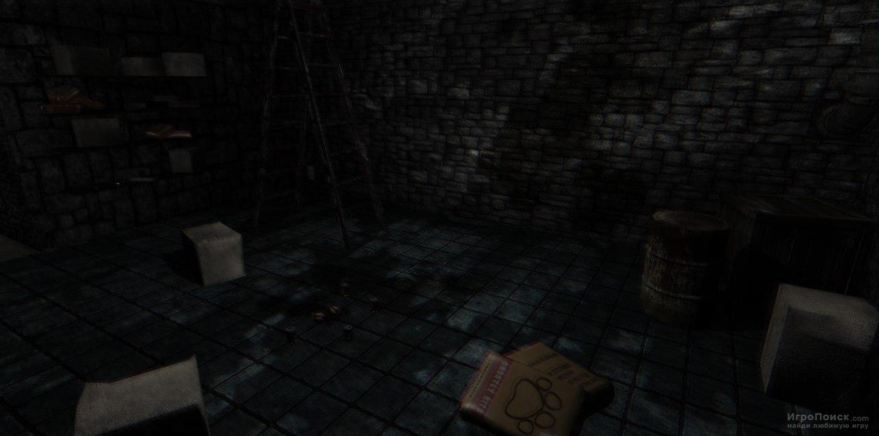 Скриншот к игре Paranormal