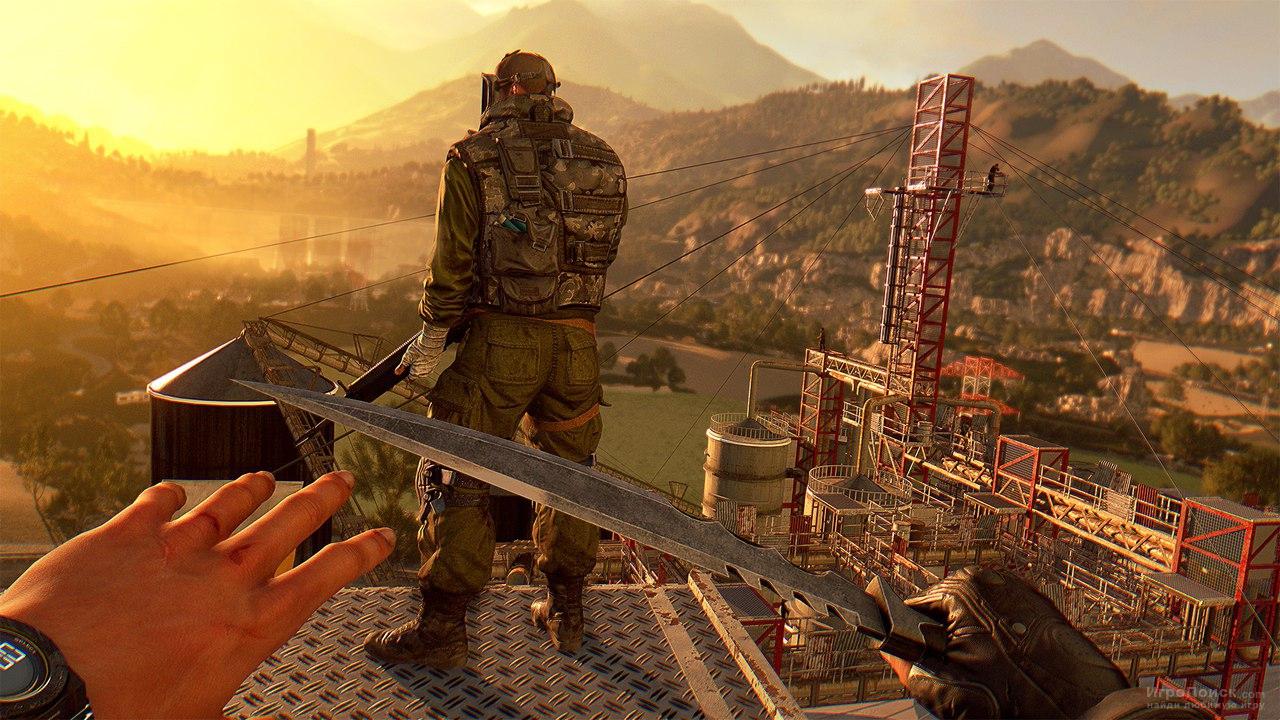 Скриншот к игре Dying Light: The Following