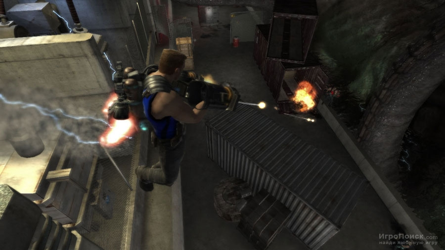 Скриншот к игре Duke Nukem Forever
