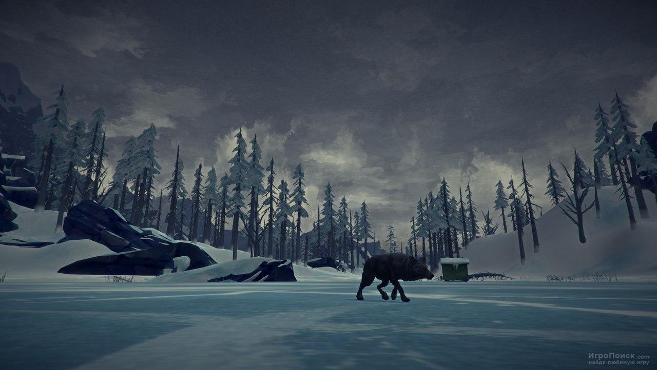 Скриншот к игре The Long Dark