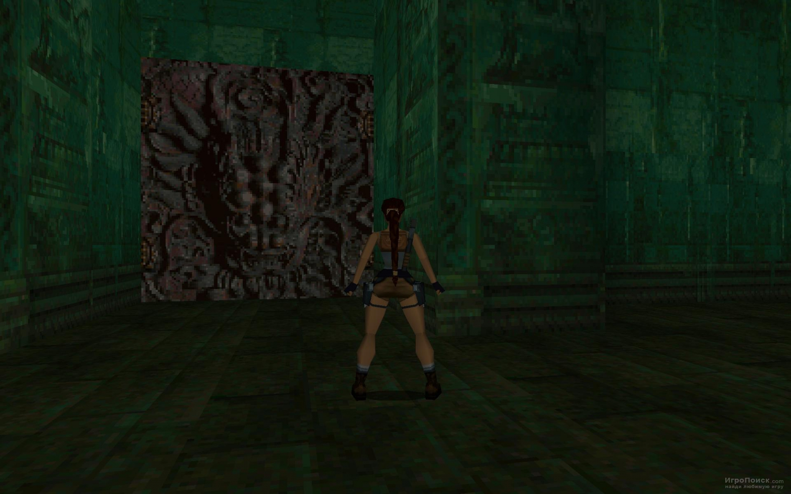 Скриншот к игре Tomb Raider 2: The Dagger of Xian